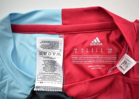 HARLEQUINS RUGBY ADIDAS SHIRT S
