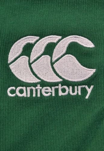 IRELAND RUGBY CANTERBURY SHIRT XL. BOYS