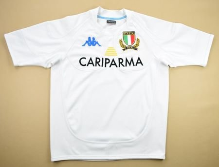 ITALY RUGBY KAPPA SHIRT L