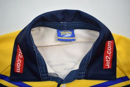 LEEDS RHINOS RUGBY ISC SHIRT S