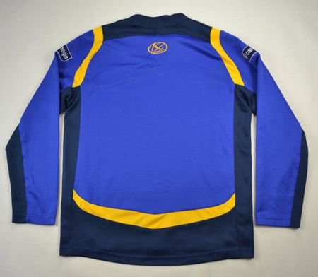 LEEDS RHINOS RUGBY ISC TOP L