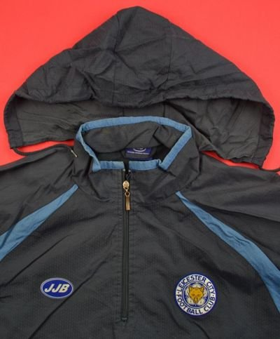 LEICESTER CITY JACKET L