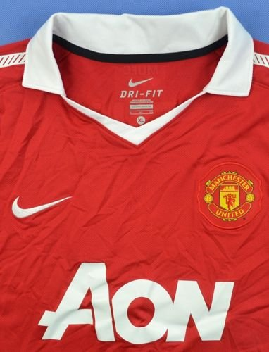 MANCHESTER UNITED *KELLY* SHIRT XL