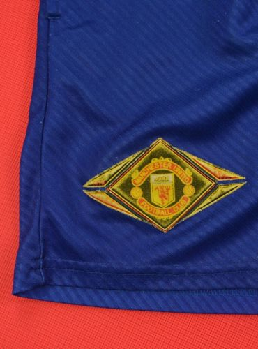 MANCHESTER UNITED SHORTS L