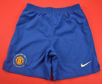 MANCHESTER UNITED SHORTS S. BOYS