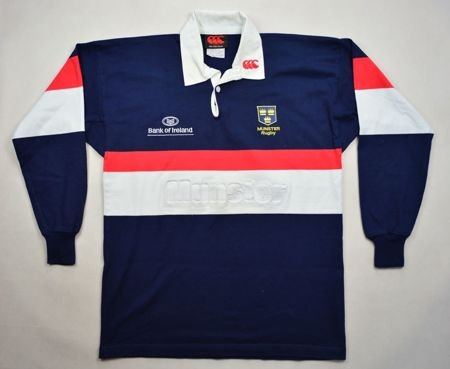MUNSTER RUGBY CANTERBURY SHIRT M