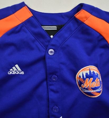 NEW YORK METS *WRIGHT* MLB ADIDAS SIZE 3 YRS