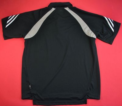 NEW ZEALAND RUGBY ADIDAS SHIRT L