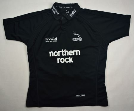 NEWCASTLE FALCONS RUGBY KOOGA SHIRT 3 XL