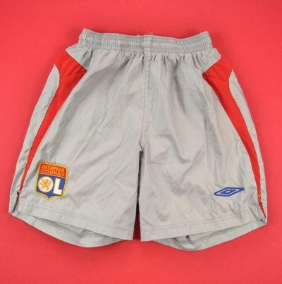 OLYMPIQUE LYON SHORTS M. BOYS