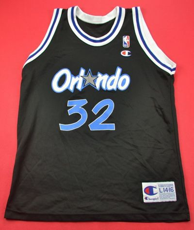 ORLANDO MAGIC #32 O'NEAL NBA CHAMPION SHIRT L. BOYS