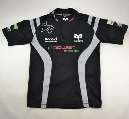 OSPREYS RUGBY KOOGA SHIRT L. BOYS