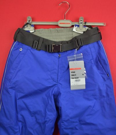 PRADA GORE-TEX AWESOME SKI PANTS !! NEW WITH TAGS !!! SIZE 44!