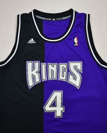 SACRAMENTO KINGS *WEBBER* NBA ADIDAS  SHIRT XL