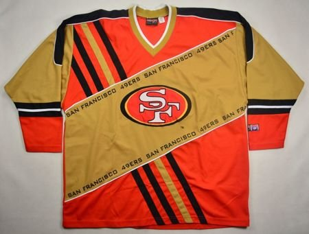 SAN FRANCISCO 49ERS NFL CMP SHIRT XL