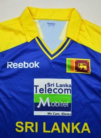 SRI LANKA CRICKET SHIRT XXL