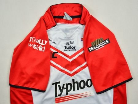 ST. HELENS RUGBY ISC SHIRT XXL