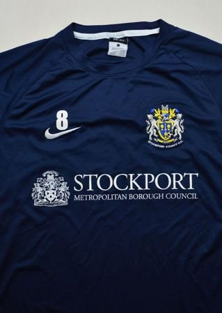 STOCKPORT COUNTRY F.C. SHIRT L