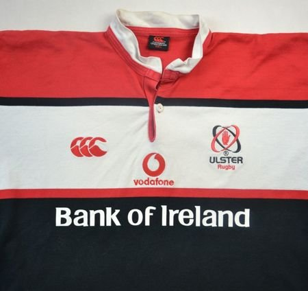 ULSTER RUGBY CANTERBURY SHIRT L