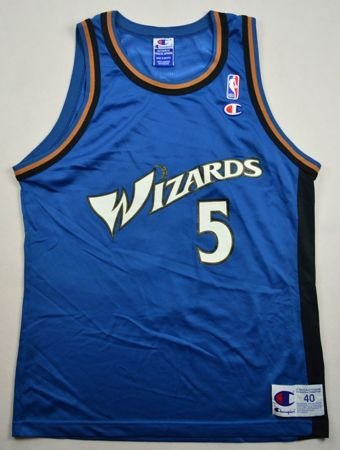 WIZARDS *HOWARD* NBA CHAMPION SHIRT SIZE 40