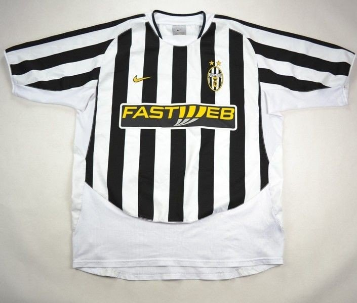 54cc7d947 2003-04 JUVENTUS SHIRT L Football   Soccer   European Clubs ...