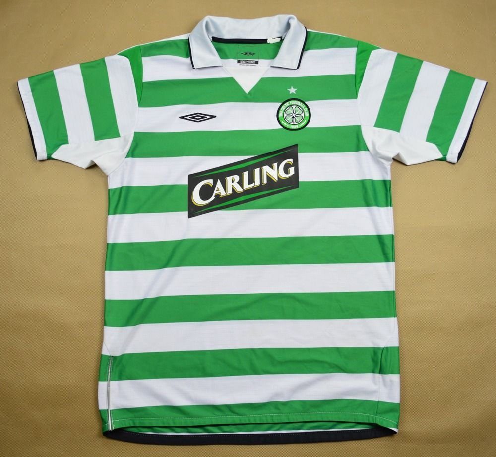 06a45c29dff 2004-05 CELTIC GLASGOW SHIRT XL. BOYS Football / Soccer \ Other UK Clubs \  Scottish Clubs \ Celtic Glasgow | Classic-Shirts.com