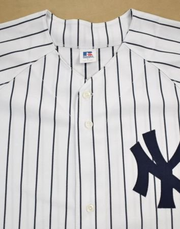 8825c6927 NEW YORK YANKEES MLB RUSSELL ATHLETIC SHIRT L Other Shirts   Baseball