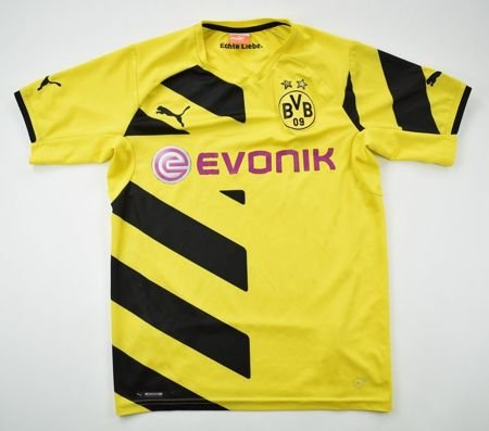 8267d73398f 2014-15 BORUSSIA DORTMUND SHIRT XS Football / Soccer \ European Clubs \  German Clubs \ Borussia Dortmund | Classic-Shirts.com