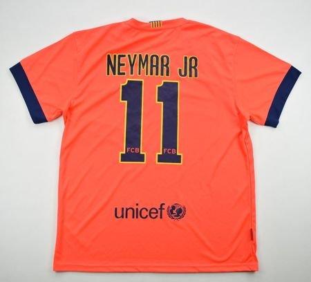 48fc408f01b FC BARCELONA  NEYMAR JR  SHIRT XL Football   Soccer   European Clubs   Spanish  Clubs   FC Barcelona