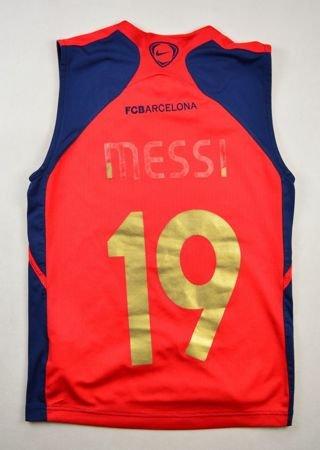 FC BARCELONA  MESSI  SHIRT M. BOYS 140-152 CM 10-12 YRS Football   Soccer    European Clubs   Spanish Clubs   FC Barcelona  02bca4af4