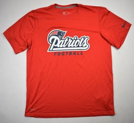 NEW ENGLAND PATRIOTS NFL NIKE T-SHIRT L Other Shirts   American ... 804492025