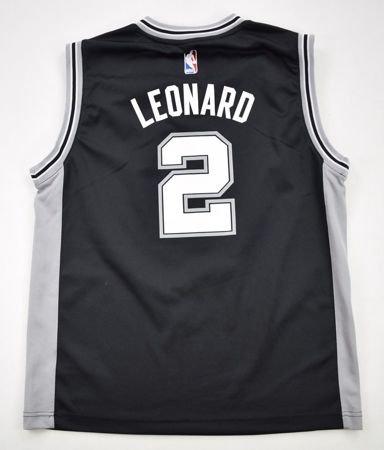 SAN ANTONIO SPURS  LEONARD  NBA ADIDAS SHIRT L. BOYS Other Shirts    Basketball  4f7c65d28