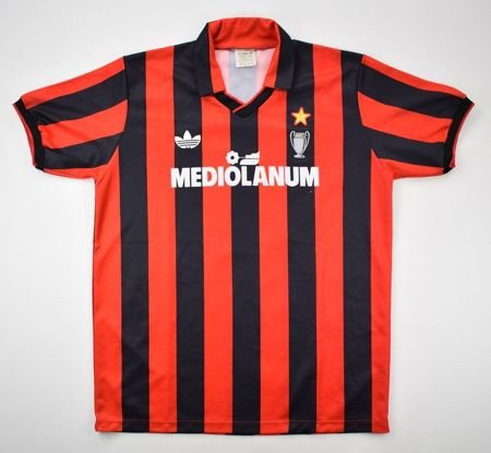 9b6d74b0905 AC Milan Football / Soccer   European Clubs   Italian Clubs   Classic-Shirts .com