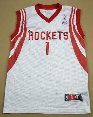 HOUSTON ROCKETS NBA  MCGRADY  CHAMPION SHIRT S Other Shirts   Basketball  fb591907b