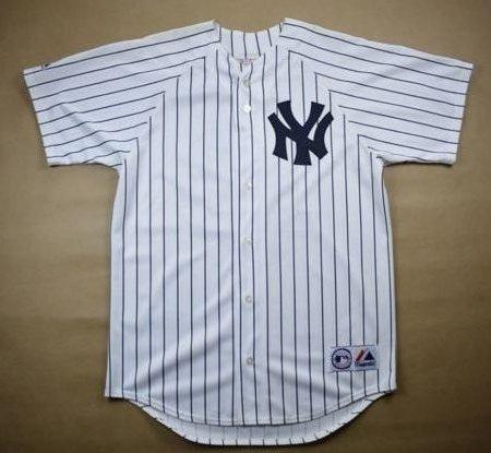 4457cecf NEW YORK YANKEES MLB *DAMON* MAJESTIC SHIRT M Other Shirts \ Baseball    Classic-Shirts.com
