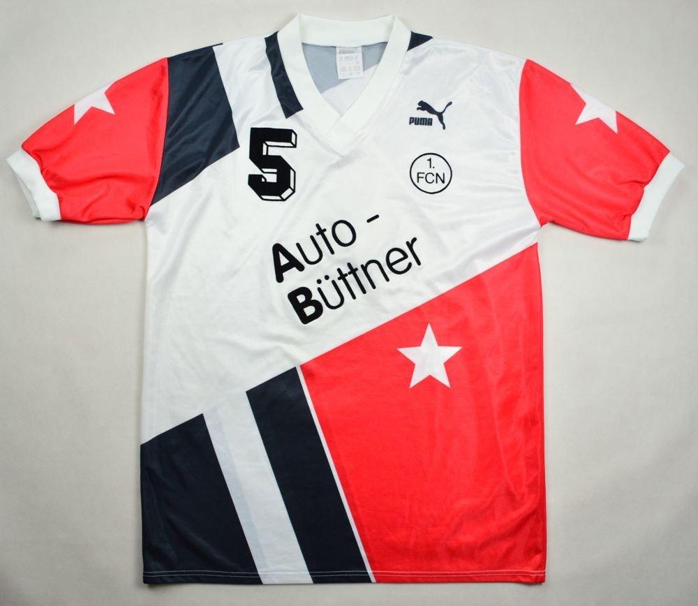 newest collection c0eea 49d21 1 FC NURNBERG SHIRT L