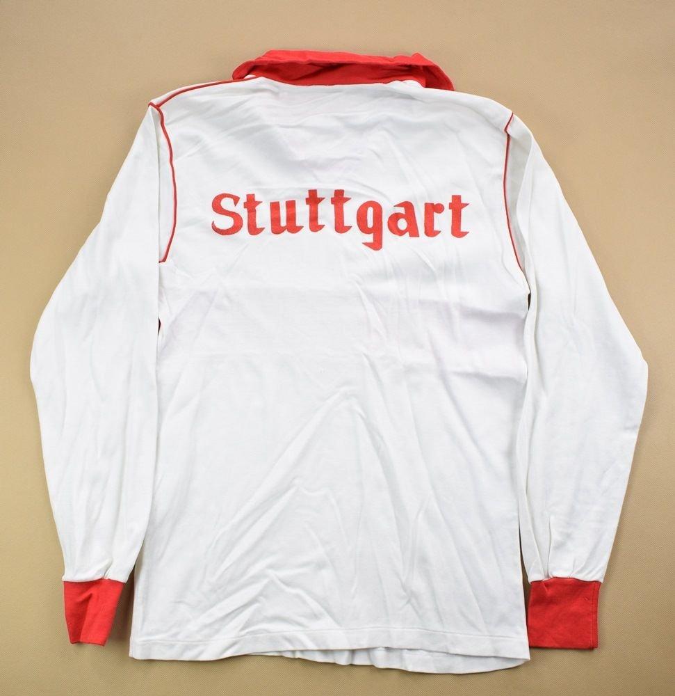 1981 82 Vfb Stuttgart Longsleeve Shirt S Football Soccer European Clubs German Clubs Other German Clubs Classic Shirts Com