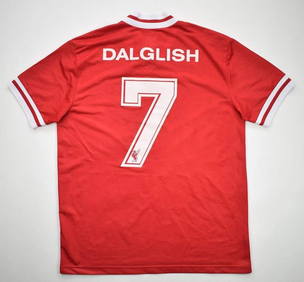 c69b89694 1984 LIVERPOOL DALGLISH EUROPEAN CUP FINAL SHIRT M Football   Soccer    Premier League   Liverpool