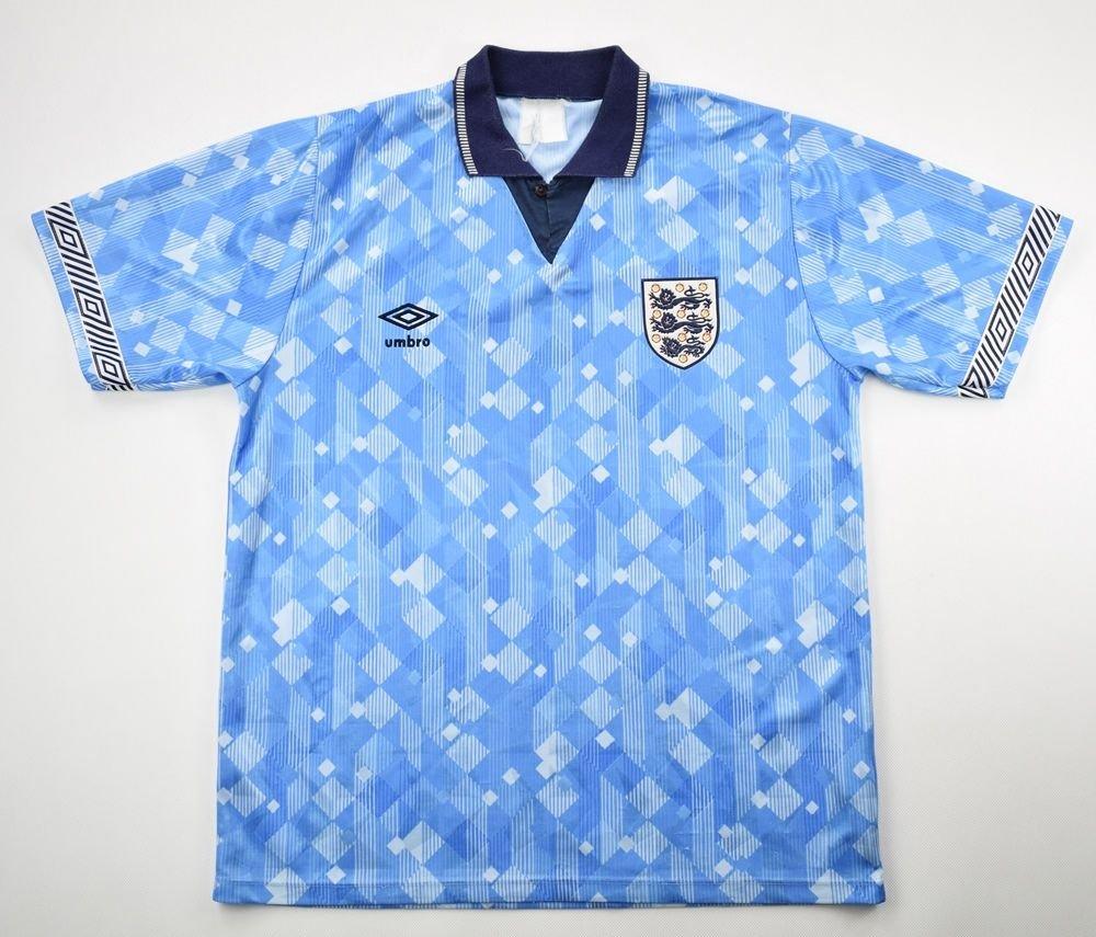 england 1990 shirt umbro