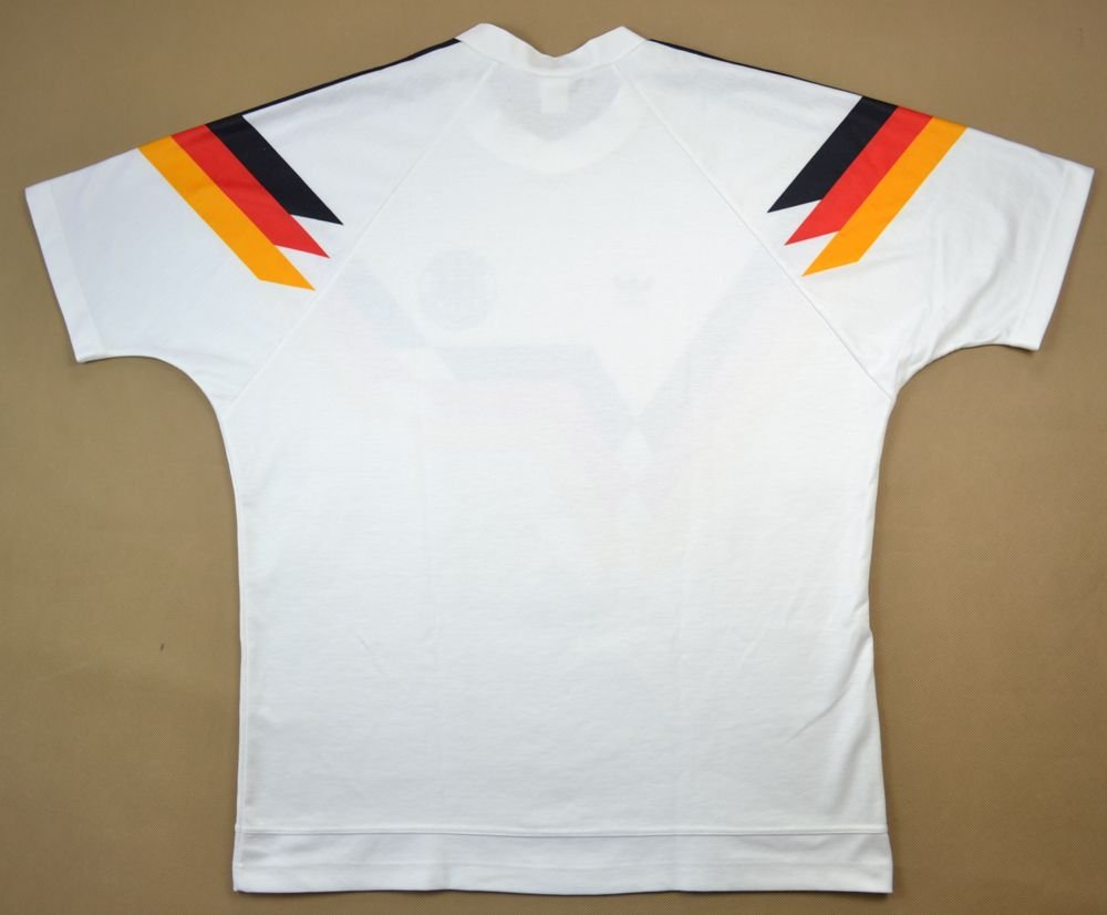 ea2fa919ad8 West Germany Football Shirt 1990 For Sale - BCD Tofu House