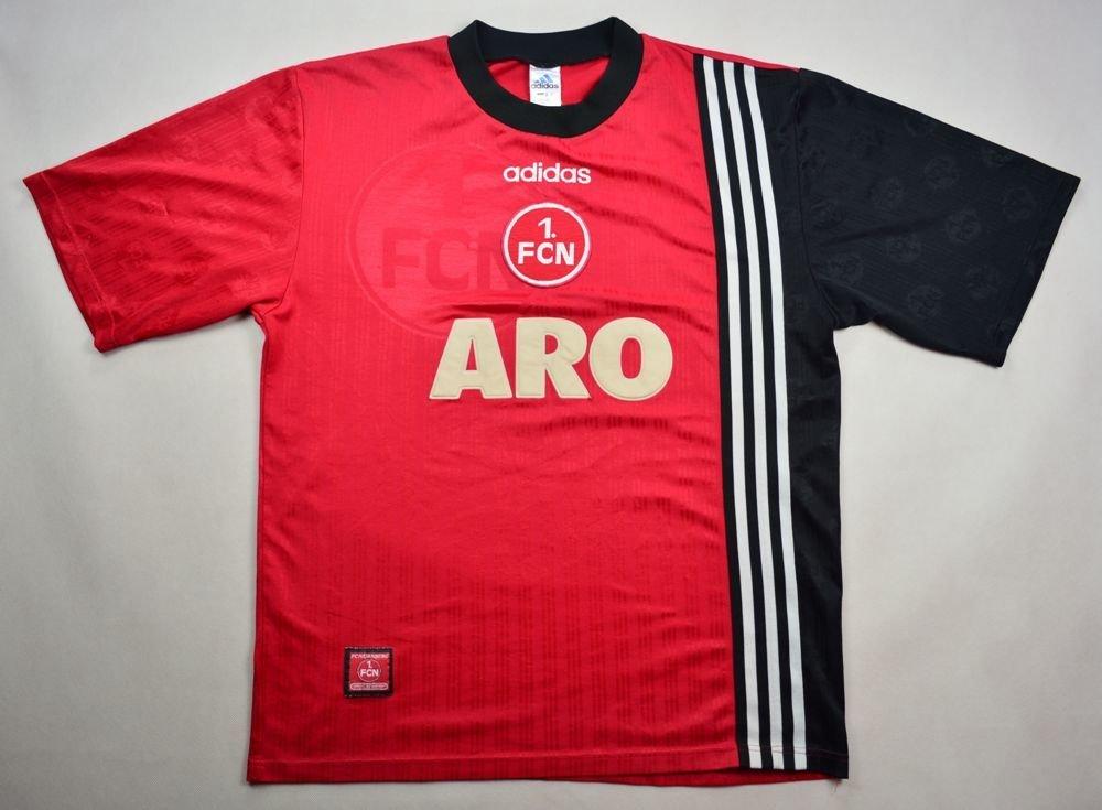 buy popular 395f1 cad5d 1997-98 1 FC NURNBERG SHIRT L