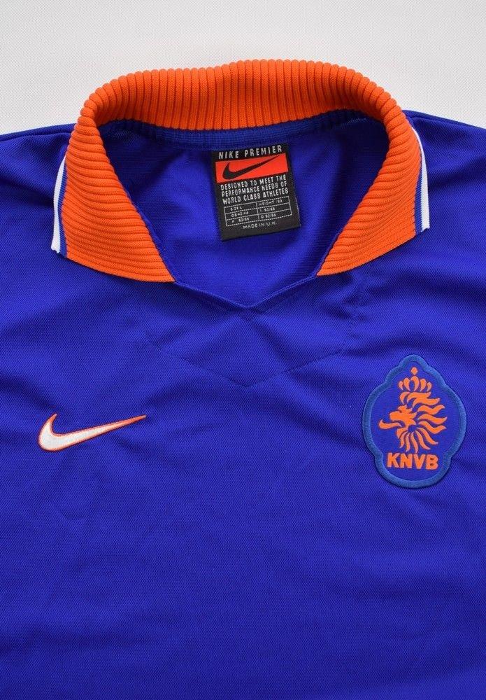 1997-98 HOLLAND SHIRT L Football   Soccer   International Teams ... 5712c6eaa