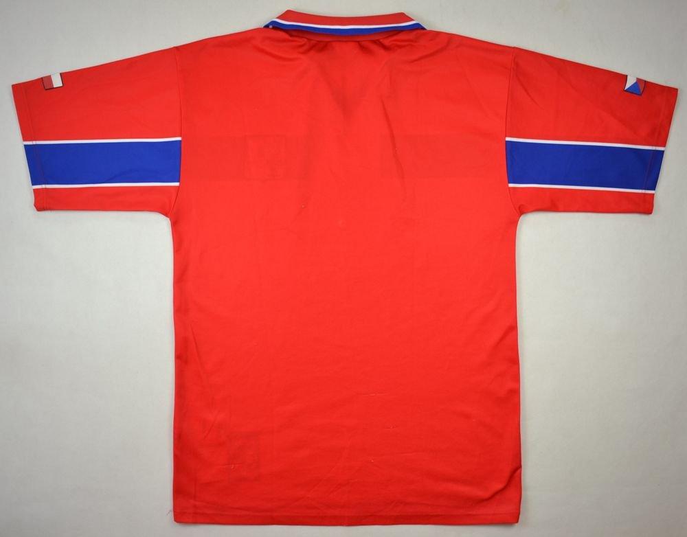 20a88ca8f38 1998-00 CZECH REPUBLIC SHIRT XL Football   Soccer   International ...