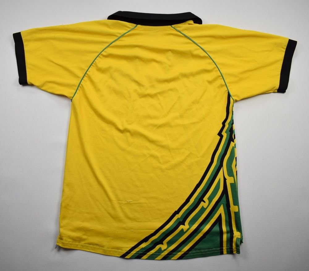 8803f3ca0 1998-00 JAMAICA SHIRT M Football   Soccer   International Teams ...