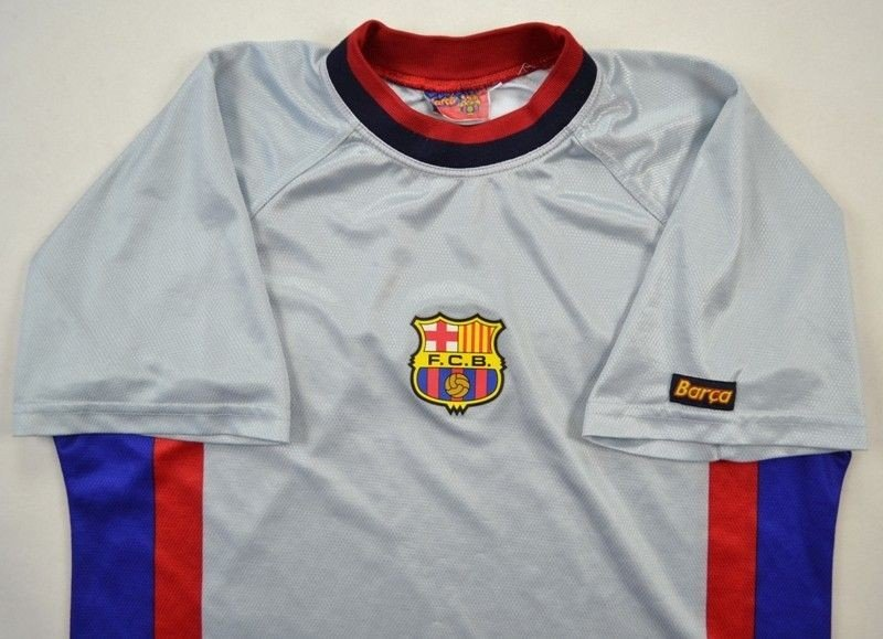 reputable site b970a 1d8ad 1998-01 FC BARCELONA SHIRT M