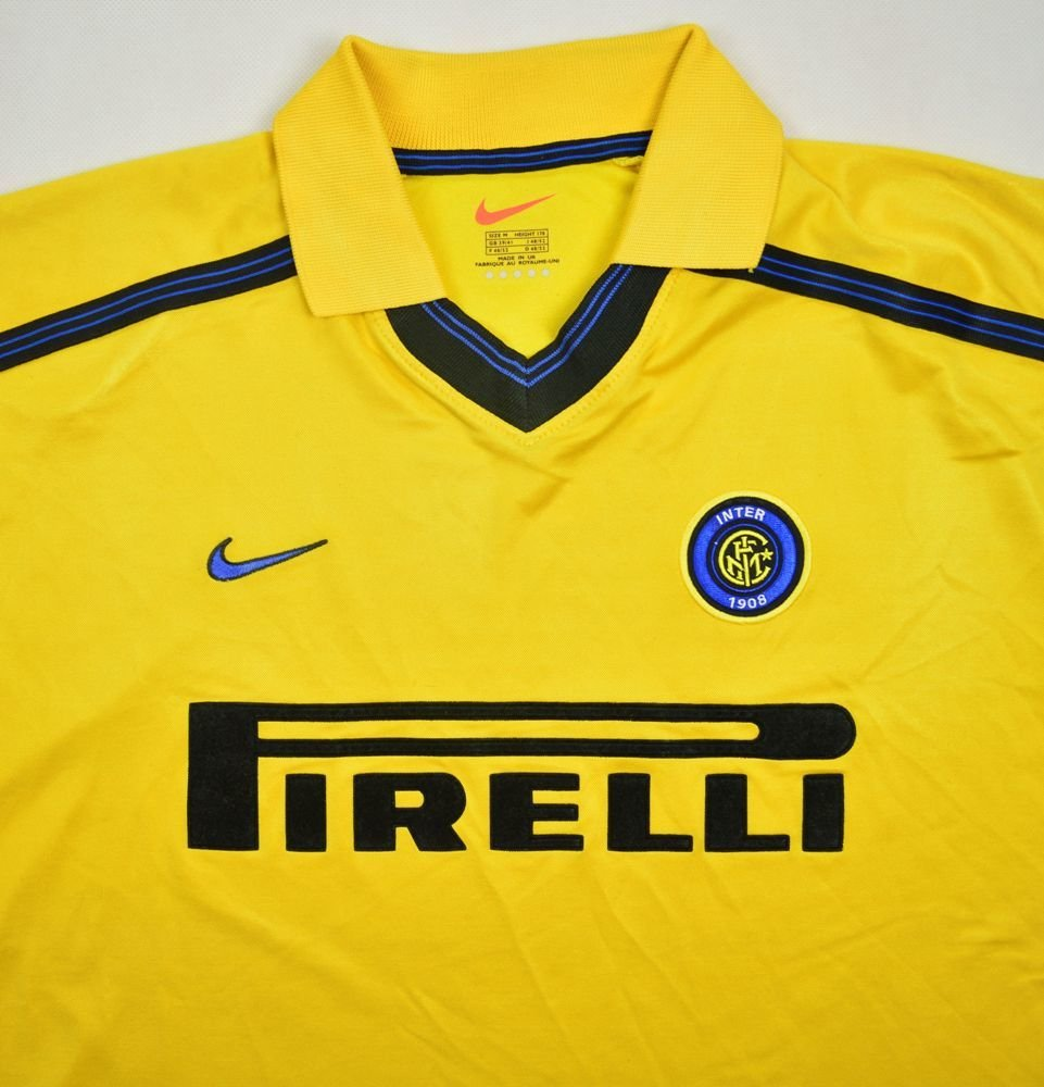 on sale 46fb2 c09e1 1999-00 INTER MILAN SHIRT M