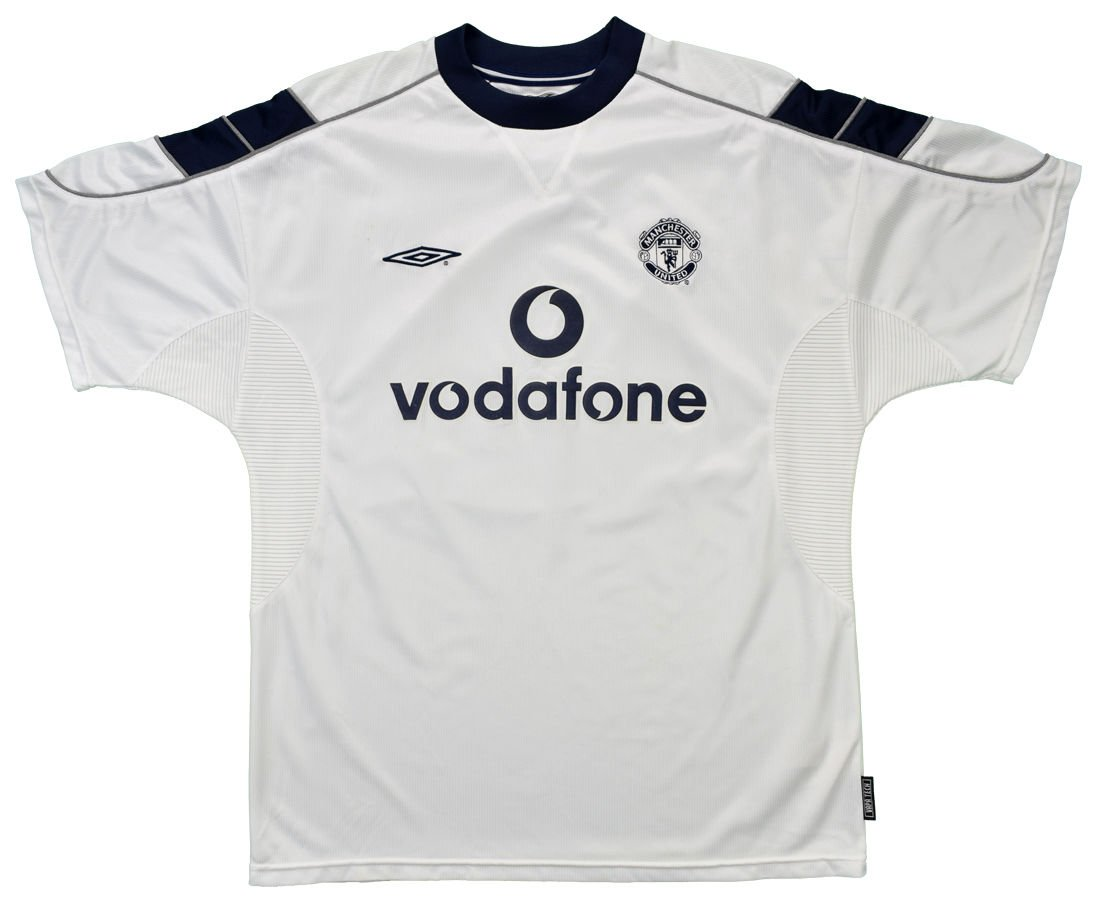 8199daa3f 2000-01 MANCHESTER UNITED SHIRT L Football / Soccer \ Premier League \ Manchester  United | Classic-Shirts.com
