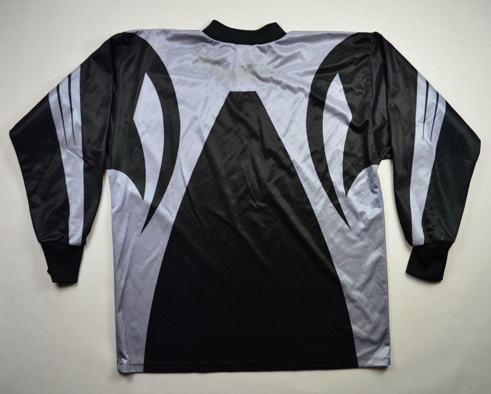 new styles 9ba26 74e42 2000-01 REAL MADRID GK LONGSLEEVE SHIRT XL