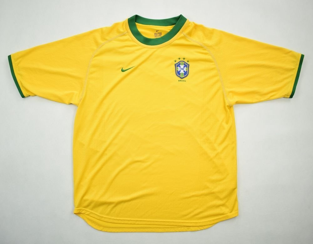 45d521d1 2000-02 BRAZIL SHIRT L Football / Soccer \ International Teams ...