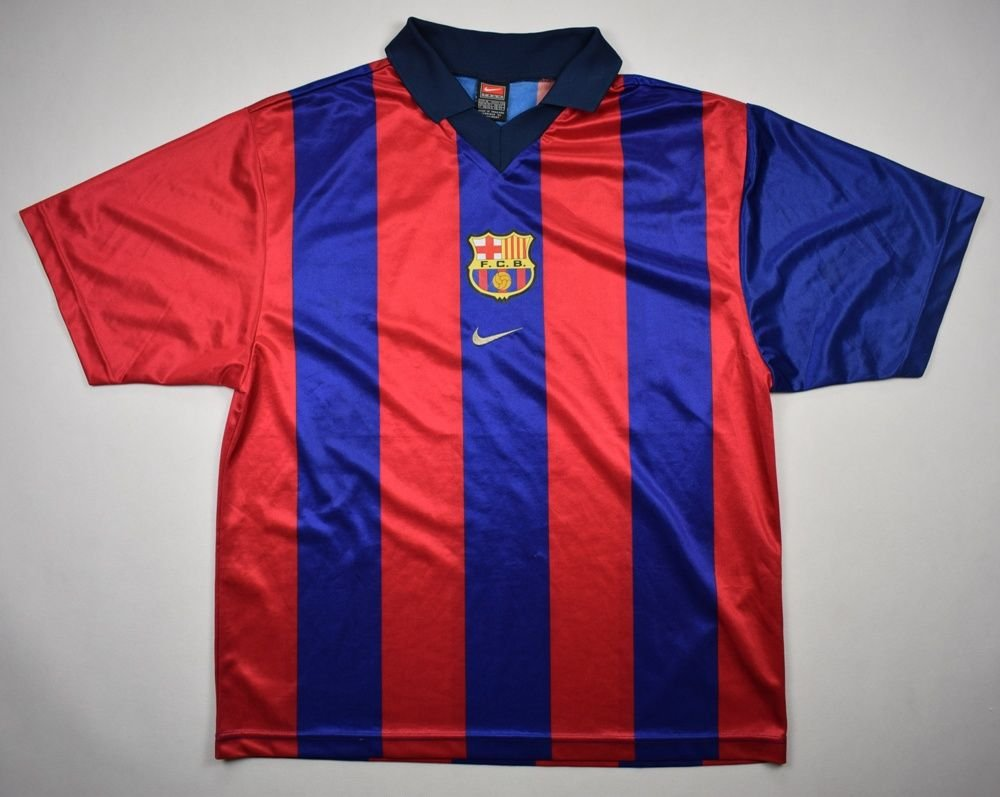 5135757ec37 2001-02 fc barcelona  saviola  shirt m football   soccer european